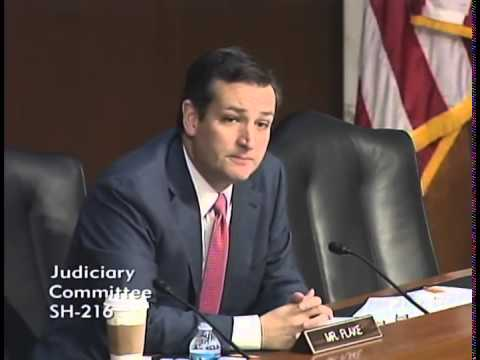 Sen Cruz: We Should Be Defending the Bill of Rights, Not Repealing Its Free Speech Protections