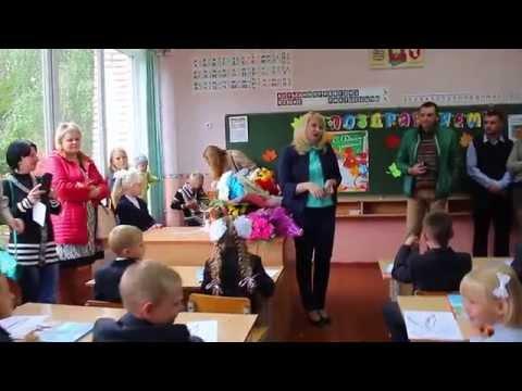 Жодино. День Знаний! 1 сентября 2014г. Школа №6 - 4ч.(8), Беларусь