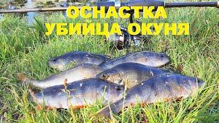 ЭТА ОСНАСТКА ВЫРУЧАЕТ ДАЖЕ В МЕЖСЕЗОНЬЕ. Уловистая оснастка на всю хищную рыбу.