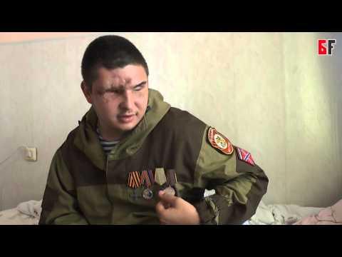 Герой из ДНР