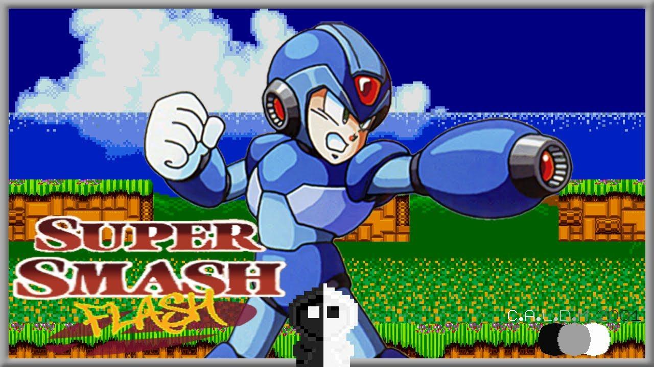 Super Smash Flash X