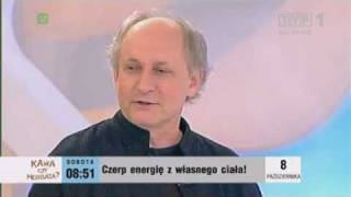 Sławek Bubicz - Wywiad W TVP1 --- Joga