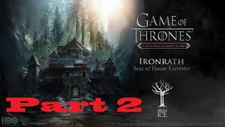 Game of Thrones | Telltale Games | Episode 1 Part 2