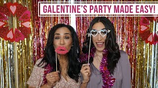 Galentine's Party Made Easy!
