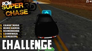 It's The Cops! Super chase 3D Time Challenge