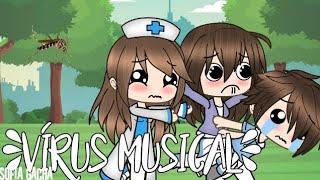 Vírus musical!(Gacha life)