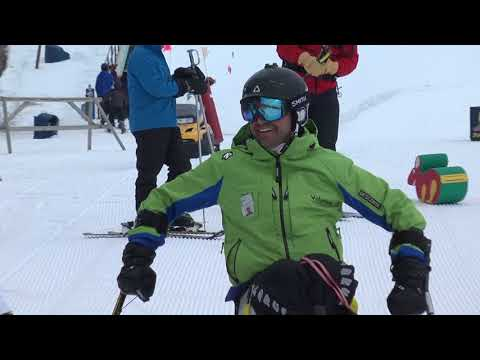 15th annual Great Lakes Mono-ski, Nordic and Race Camp – Race Day
