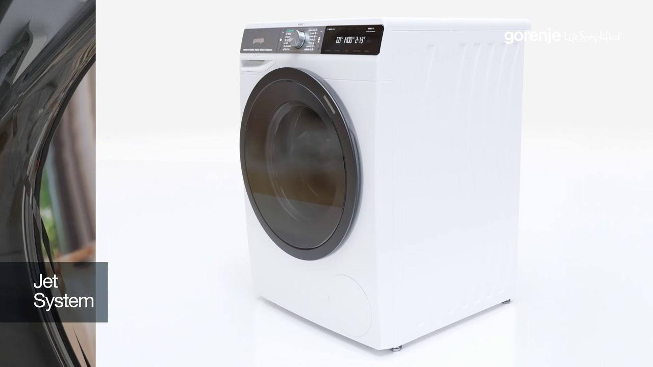 Waveactive Waschmaschinen Features Und Technische Animation Youtube