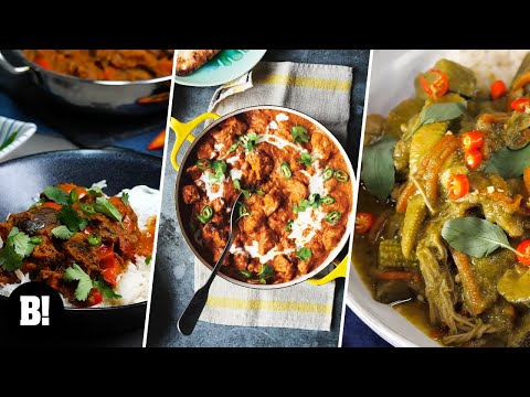 5 BEST VEGAN CURRY RECIPES