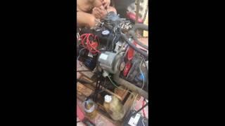 Démarrage après restauration moteur r5 TS