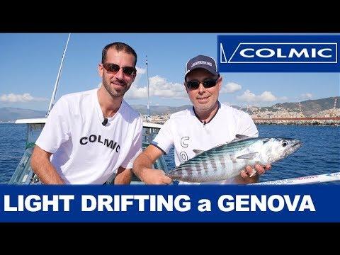 Light Drifting a Genova