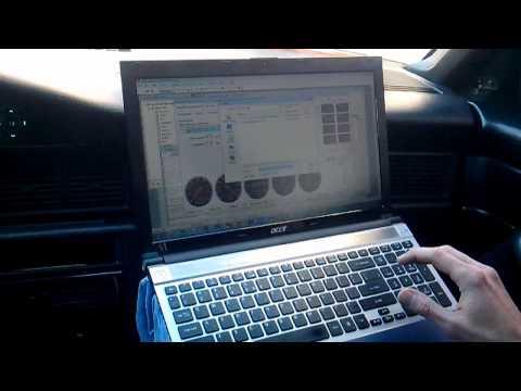 Фото к видео: Вторая Жизнь для Ауди. Украинский ответ Лискару. Invent-Jetronic на Audi 100 C3 2.0 RT