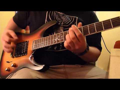 Deftones - Back To School (Guitar Cover)