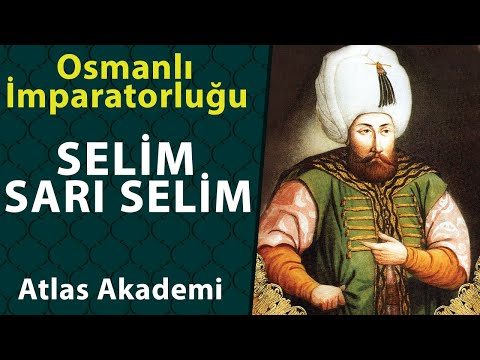 2. Selim - Sarı Selim