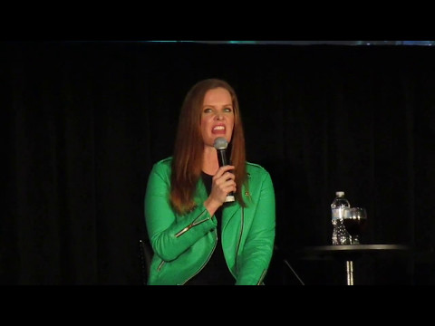 Rebecca Mader on Hitting the Black Fairy with the Car