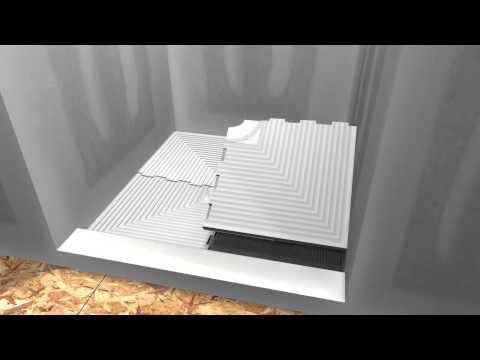 "ProVa Shower System 48"" x 48"" Installation Video"
