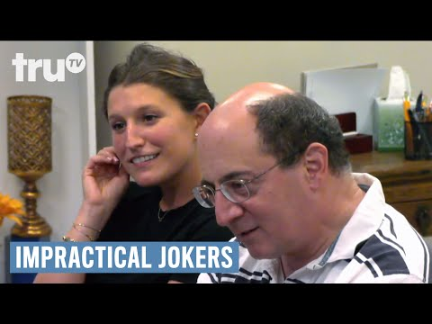 Impractical Jokers - Chillin' With Mr. Broadway | truTV