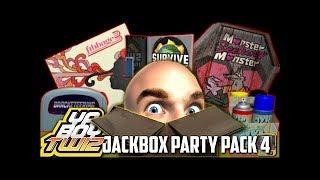 The jackbox party pack 4. Игра в подарок!  Чат+