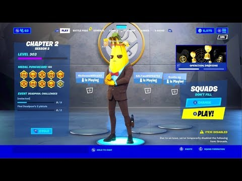 GOLD AGENT PEELY! (LEVEL 303!) / DUO CONTENDER CASH CUP!