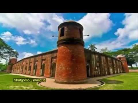 UNESCO World Heritage site in Bangladesh