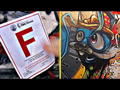 Best and Worst Graffiti in LA
