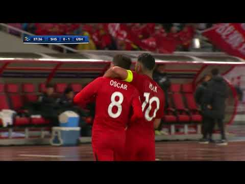 Shanghai SIPG 2-2 Ulsan Hyundai (AFC Champions League 2018: Group Stage)