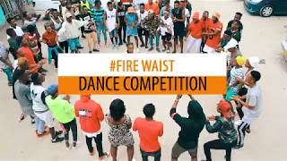 FIRE WAIST DANCE COMPETITION (GROUP M)