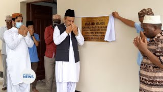 Tanzania Ahmadi Muslims welcome new mosque