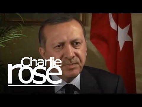 Recep Tayyip Erdogan | Charlie Rose