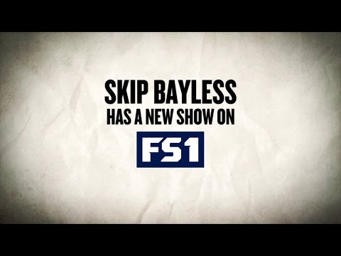 Welcome to the FOX Family, Skip Bayless | UNDISPUTED
