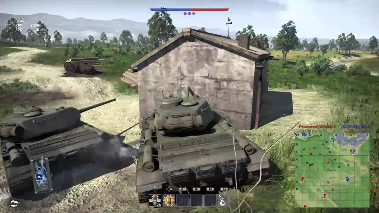 War thunder ps4 update news