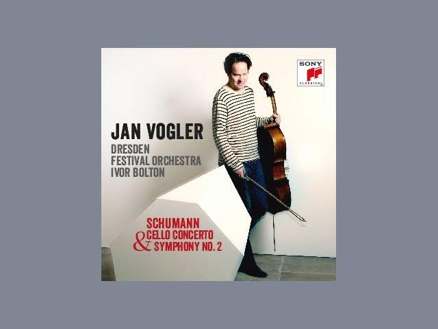 Dresdner Festspielorchester • Schumann-CD