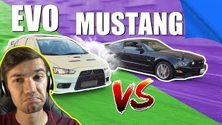 MUSCLE CAR 💪 VS SUPERCARS! 🔥 **finito male**