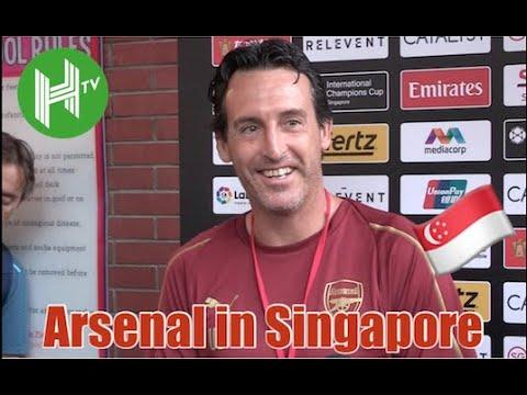 Unai Emery: Mesut Ozil will feel part of the family at Arsenal   HaytersTV