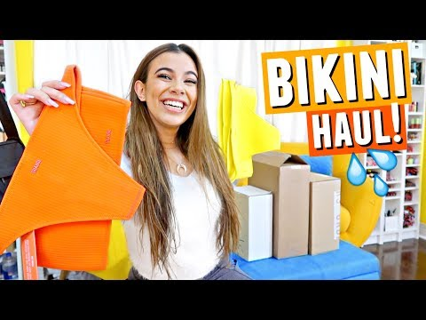 Huge Bikini Haul!👙 I went a bit crazy vacation shopping... Oops! thumbnail