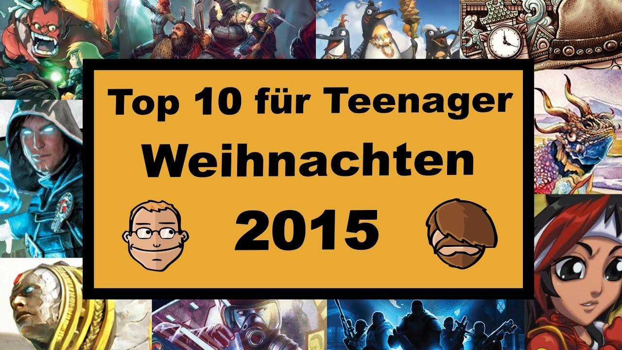 Top 10 Teenager Brettspiele für Weihnachten 2015 - Geschenktipps ...