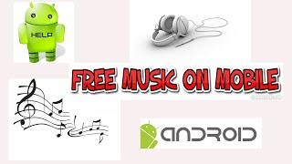 how to download music free on mobile
