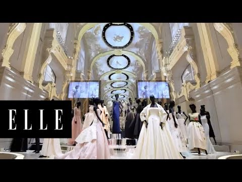Dior Opens the Largest Fashion Exhibition Ever to Be Held in Paris | ELLE