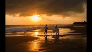 Свадьба на Шри-Ланке на пляже Бентота Владимира и Анны