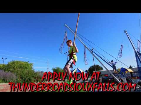 Thunder Road Sioux Falls Fun Job Employment Experience