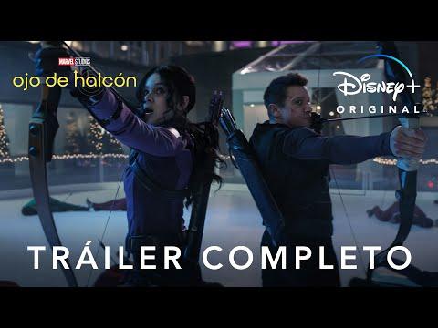 Ojo de Halcón | Tráiler oficial | Disney+