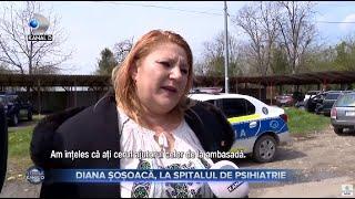Stirile Kanal D (22.04.2021) - Diana Sosoaca, la spitalul de psihiatrie! | Editie de seara