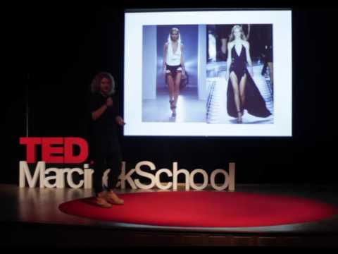 Od muzeum w Bilbao do nowoczesnego płaszcza | Kacper Sołtys | TEDxMarcinekSchool
