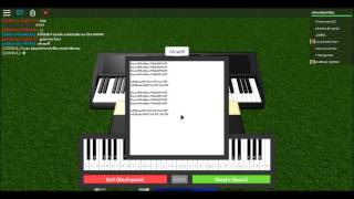 Roblox Piano | Me, Myself, And I + Sheets