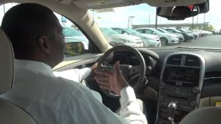 Chevrolet Malibu LTZ 2013 Videos