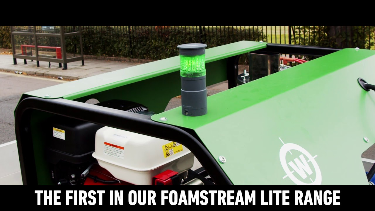 Introducing the Foamstream L12