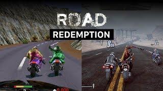 Road Redemption: A Road Rash Sequel on Steroids