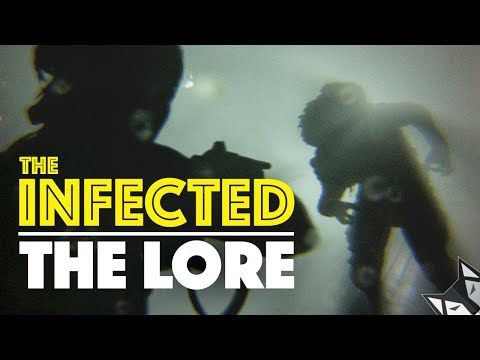 The Last Of Us - The Infected - The Lore - The Cordyceps Brain Infection In The Last Of Us Part 2