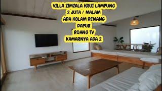 Download VILLA ZIMZALA KRUI LAMPUNG | RESORT KRUI RASA UBUD | MANDIRI BEACH