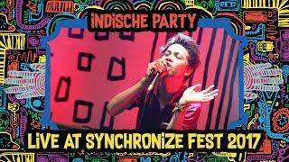 Indische Party live at SynchronizeFest - 7 Oktober 2017